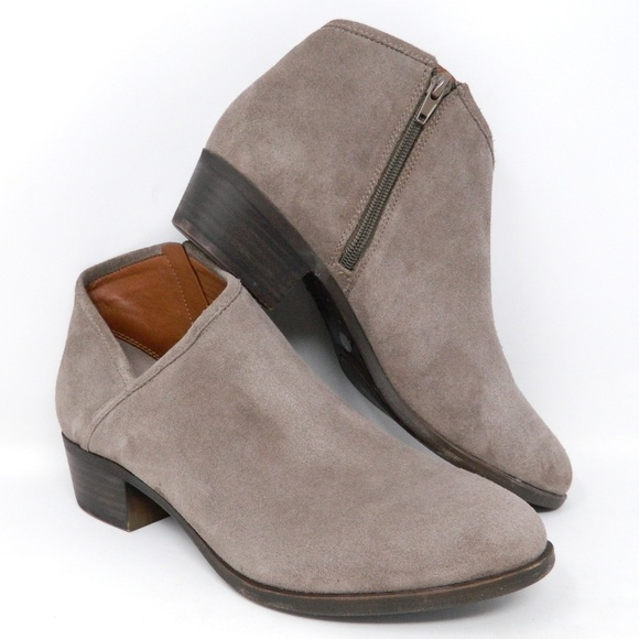 Lucky Brand Shoes   Womens Booties Size